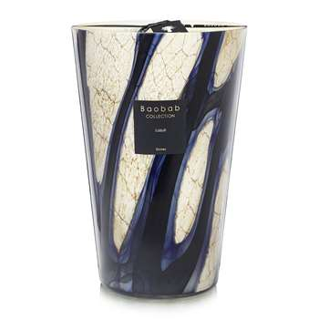 Baobab Collection - Stones Lazuli Scented Candle - Limited Edition (Height 35cm)