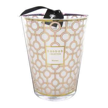Baobab Collection - Women Scented Candle (Height 24cm)