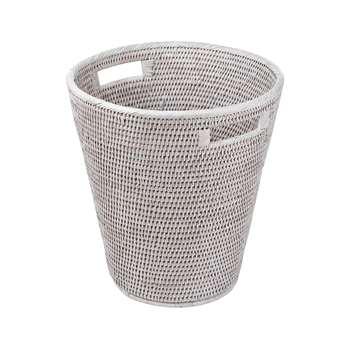 Baolgi - Waste Bin - White (H36 x W33 x D33cm)