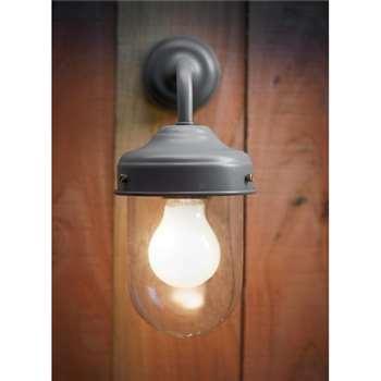 Barn Light in Charcoal (28 x 24.5cm)