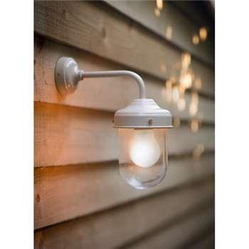 Barn Light in Clay (28 x 12cm)