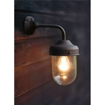 Barn Light in Coffee Bean (28 x 24.5cm)