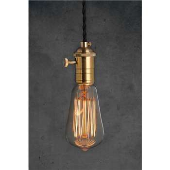 Barrington Workshop Pendant Light (12 x 10cm)