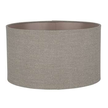 Bassey 30cm Shade Grey (H17.1 x W30.5 x D30.5cm)