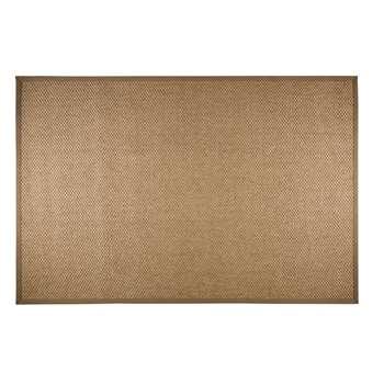 BASTIDE sisal woven rug in beige (200 x 300cm)