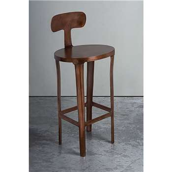 Bastien Tall Occasional Bar stool (95 x 44cm)