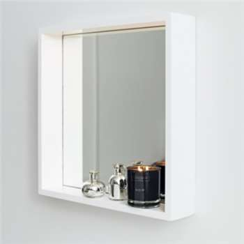 Bathroom Mirror Shelf (50 x 50cm)