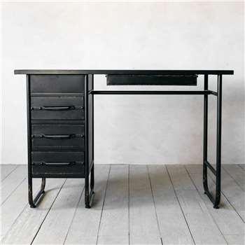 Baxter Industrial Desk (H80 x W120 x D50cm)