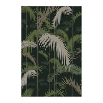 BEAUMONT - Aloha Tropical Rectangle Vinyl Floor Mat (H150 x W99cm)