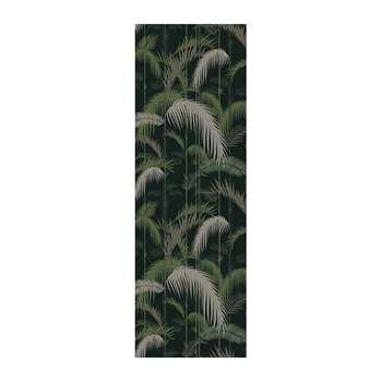 BEAUMONT - Aloha Tropical Rectangle Vinyl Floor Mat (H198 x W66cm)