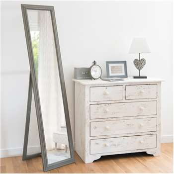 Beausoleil cheval mirror (Height 170cm)
