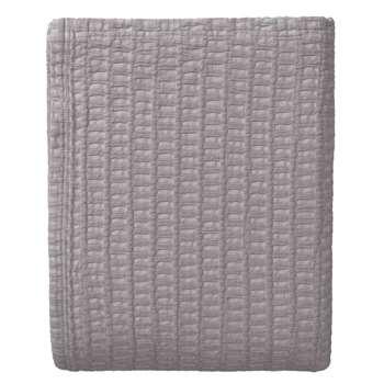 Bedspread Novas, Grey (H180 x W230cm)
