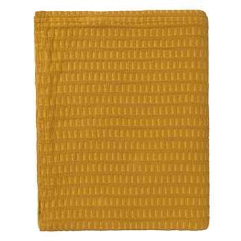 Bedspread Novas, Mustard (H180 x W230cm)