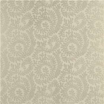 Berkeley Scroll Pewter Wallpaper