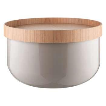 Bert Mushroom storage coffee table (Width 62.5cm)