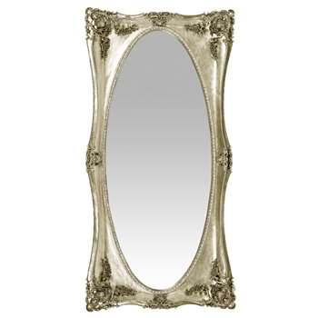 Beth Tall Champagne Mirror (H185 x W92cm)