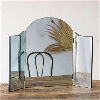 Bevelled Vanity Mirror (H50 x W60cm)