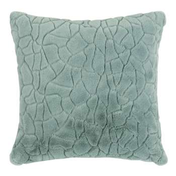 BEVEREN - Blue Cushion Cover (H40 x W40cm)