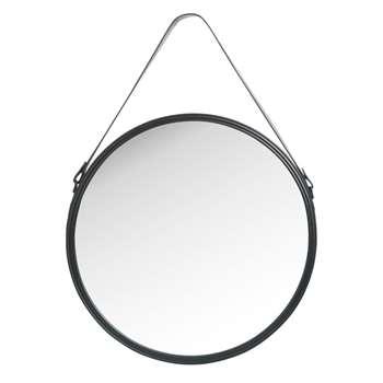 BIGGIE - Metal Mirror, D41 (H40.5 x W40.5 x D3cm)