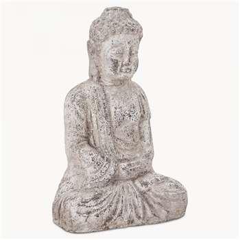 Birkdale Stone Buddha (49 x 31cm)