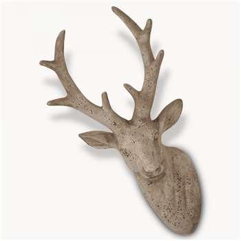 Birkdale Stone Deer, Small (H40 x W23 x D34cm)