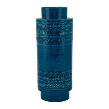 Bitossi Ceramiche - Rimini Blu Vase - Tall (41 x 17cm)