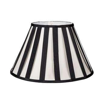 Black Ribbon Shade - 18 (28 x 46.5cm)