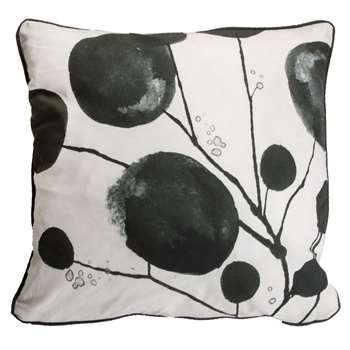 Bloom Honesty Abstract Cushion (H50 x W50cm)
