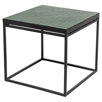 Bloomingville - Bay Side Table - Green (H38 x W41 x D41cm)