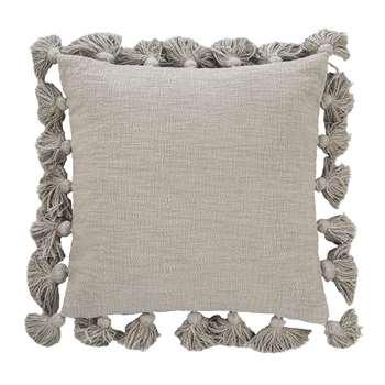 Bloomingville - Chateau Cushion - Grey (H45 x W45cm)