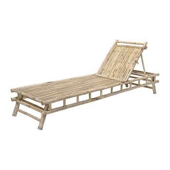 Bloomingville - Sole Bamboo Daybed (H33 x W74 x D220cm)