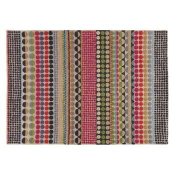 Bloomsbury Large geometric wool rug 170 x 240cm