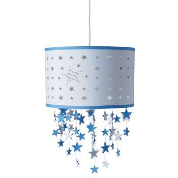 Blue Stars Mobile Ceiling Shade (41 x 30cm)