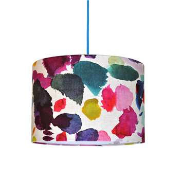Bluebellgray - Abstract Lamp Shade (H40 x W40 x D40cm)