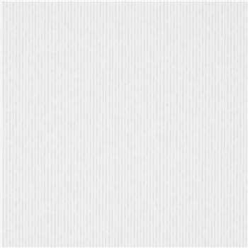Blyth Silver Stripe Wallpaper