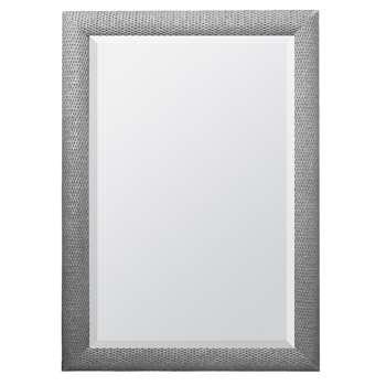 Bolado Mirror Pewter (H90 x W60 x D3cm)