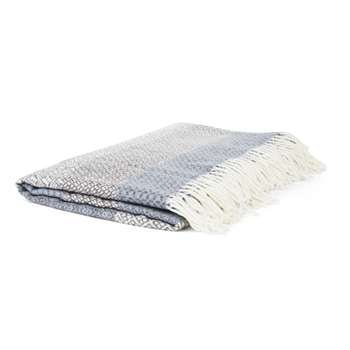 Bolney Dark Seaspray Throw (150 x 200cm)