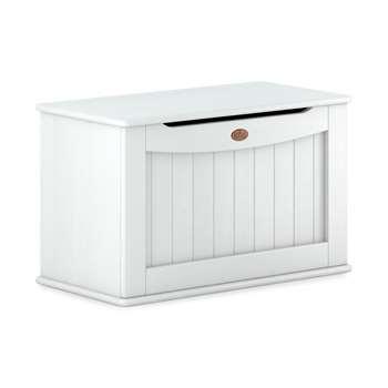 Boori Toy Box - White (H50 x W80 x D40cm)