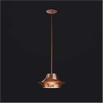 Bover - Tibeta 03 Ceiling Pendant - Copper (H11 x W22 x D22cm)