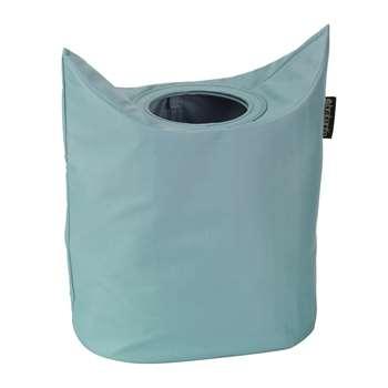 Brabantia - Oval Laundry Bag - 50 Litres - Mint (H74 x W49 x D29cm)