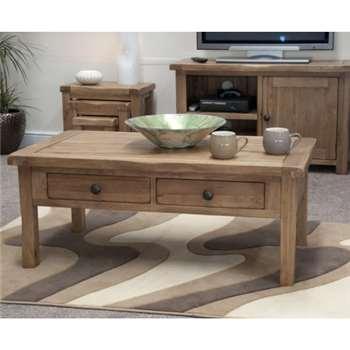 Bramley Oak Coffee Table (43 x 110cm)