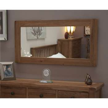Bramley Oak Mirror (65 x 120cm)