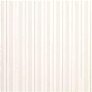 Brampton Stripe Dove Grey Wallpaper