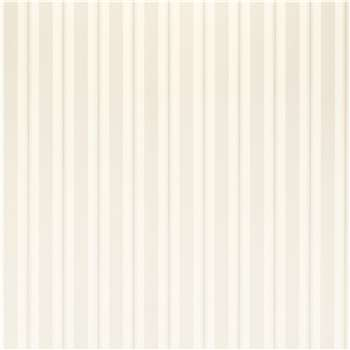 Brampton Stripe Natural Wallpaper
