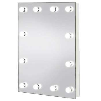 Broadway Illuminated Mirror (80 x 60cm)