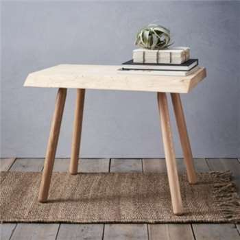 Brocklesby Side Table - Ash (56 x 70cm)