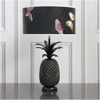 Bronze Pineapple Lamp Base (H34 x W20 x D20cm)