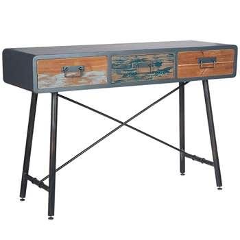 Brooklyn Console Table (H79 x W120 x D40cm)