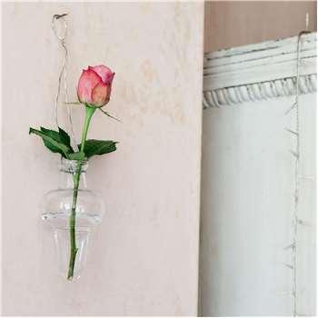 Bulb Hanging Vase (H12 x W8 x D8cm)