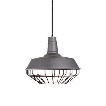 Bulldog Factory Pendant Light (40 x 46cm)